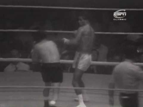 Ruben Olivares vs Lionel Rose Part 1 Video