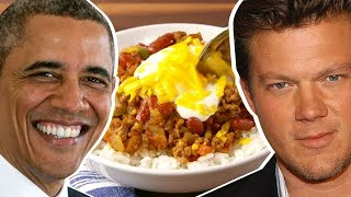 Barack Obama Vs. Tyler Florence: Whose Chili Is Better?