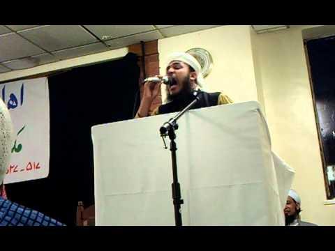 Hafiz Abu Bakr Haidhari-darul Uloom Birmingham 2011-deoband Ne Islam Ka Parcham video