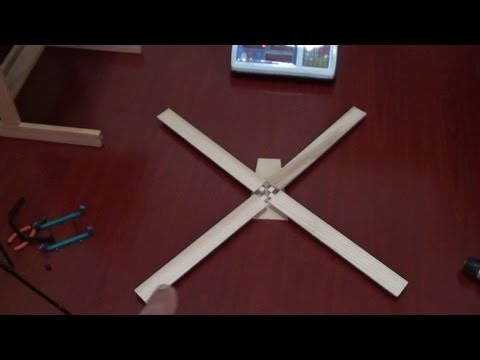 The Making of Home Made Widow Maker Quadcopter