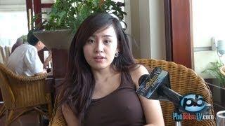 Video clip Nói chuyện với Bà Tưng Lê Thị Huyền Anh - PHẦN 1: Làm cách nào để nổi tiếng?
