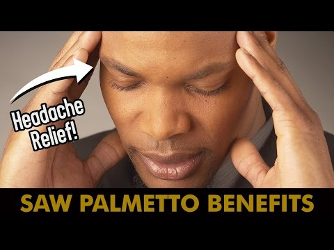The Many Benefits of Saw Palmetto for Men & Women