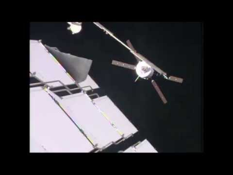European Cargo Ship Docks With the ISS | Space Science Video