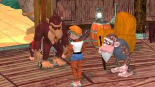 Donkey Kong Country- The Day the Island Stood Still Full Episode