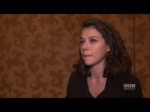 TATIANA MASLANY Talks OB Season 3, #CloneClub Fan Art & Ninja Turtles at Comic-Con 2014