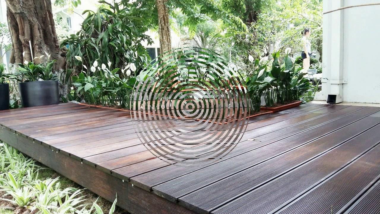 Trelife thực hiện thi công Biệt Thự Vườn Mai