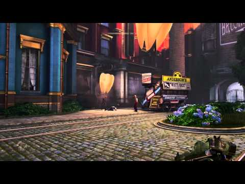 BioShock Infinite – E3 2011 Demo