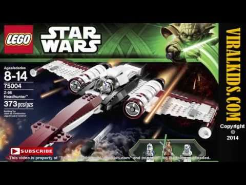 LEGO Star Wars - Z-95 Headhunter 75004 - Review