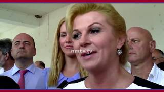 Kolinda Grabar-Kitarovic World's most stunning and attractive President