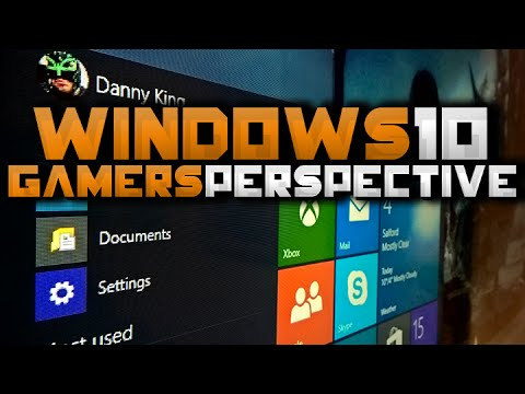 Windows 10 - A Gamers Perspective - Beta Review