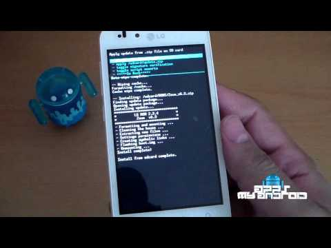 Custom Rom: Custom Rom: Zeus v6.x GB 2.3.4 LG Optimus Black P970