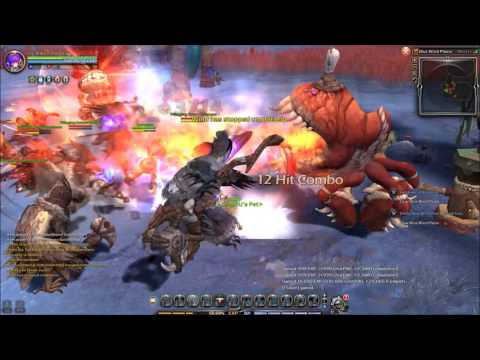 Dragon Nest Europe - Lv 80 Daily Quest [Glaciana]