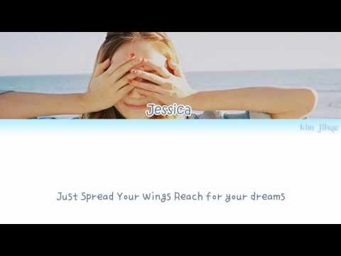 Jessica (제시카) - Fly (feat. Fabolous) Lyrics (English Version)