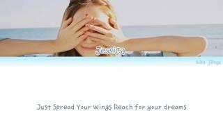 Jessica (제시카) - Fly (feat. Fabolous) Lyrics (English Version)