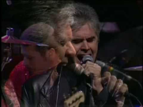 Three Dog Night - Black and White - Live