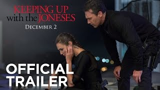 Keeping Up With The Joneses   Official Trailer   Fox Star India