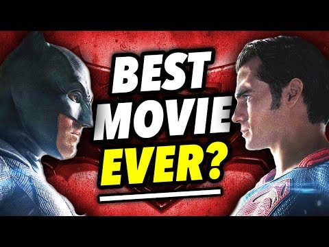Why BATMAN V SUPERMAN May Be The Best Movie Ever! | Film Legends thumbnail