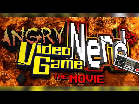 Review (?): The Angry Video Game Nerd: The Movie