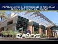 Arizona, ¡Tu tiempo ha llegado! Preparan Centro de convenciones de Phoenix, AR