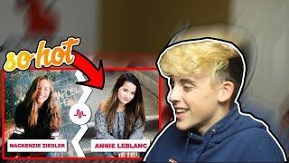 *NEW* Mackenzie Ziegler VS Annie LeBlanc - The Best Musically Girls Battle Compilation - Reaction!