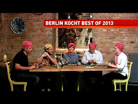 Berlin kocht: Best of 2013