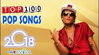 TV  Top 100 Best Songs Of Pop Greates Hits 2018 - New Song 2018 Music English Playlist Hits