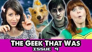 THE NEWS IS NOW COPYRIGHTED and Other Wizarding Worlds - TGTW ISSUE #9