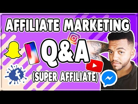 CPA Marketing Case Study - First Affiliate Commission? - Live Q/A