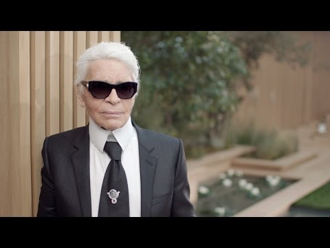 Karl Lagerfeld's Interview - Spring-Summer 2016 Haute Couture CHANEL Show