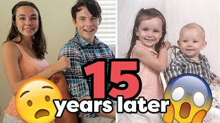 Recreating Childhood Photos! | pierson