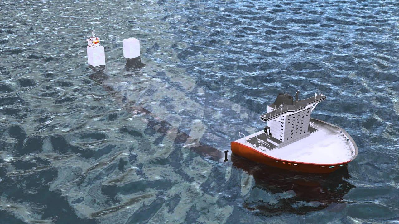World Largest Semi Submersible Cargo Transport Ship Youtube
