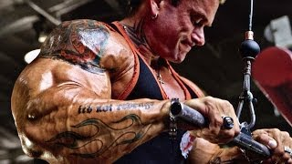 Bodybuilding Obsession Leading To