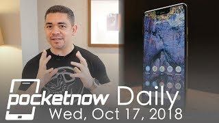 Pixel 3 XL Display made by Samsung, New iPad Pro Renders & more - Pocketnow Daily