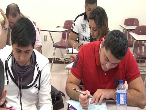 Gloria Estrada, El Paso Community College