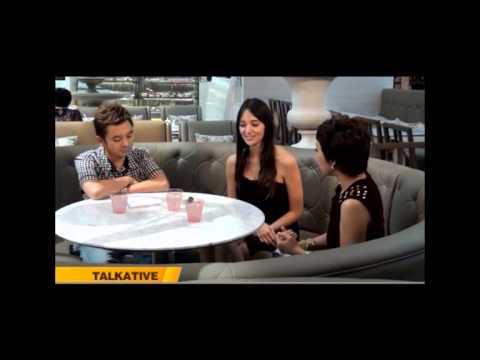 ซาร่า มาลากุลเลน Bk4  รายการเขย่าจอ Talkative ทุกวันอังคาร 2000-2100 น ช่อง Super บันเทิง