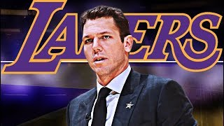 """ESPN LA LZ Granderson Says Lakers Should Have Been Fired Luke Walton """"You Out Of Here DOG"""""""