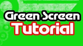 Green Screen Tutorial-How to  Chroma Key iMovie 09'