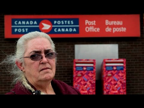 Canada Post fails to deliver ashes