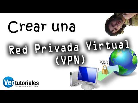 Instalar y configurar una VPN (Red Privada Virtual) en Windows en modo Servidor y Cliente