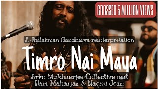 Arko Mukhaerjee And Hari Maharjan Ensemble Timro Nai Maya Kolkata To Kathmandu Rooftop Live
