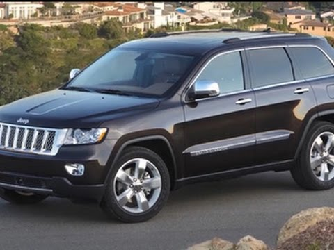 Chrysler recalling SUVs