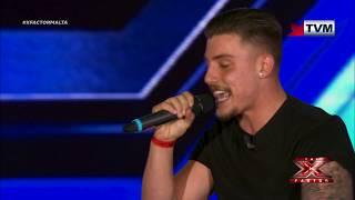 X Factor Malta - The Chair Challenge - Owen Leuellen