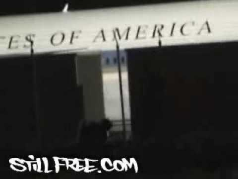 Marc Ecko Tags Air Force One Video