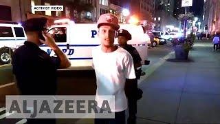 Man who filmed Eric Garner's death suing NY police