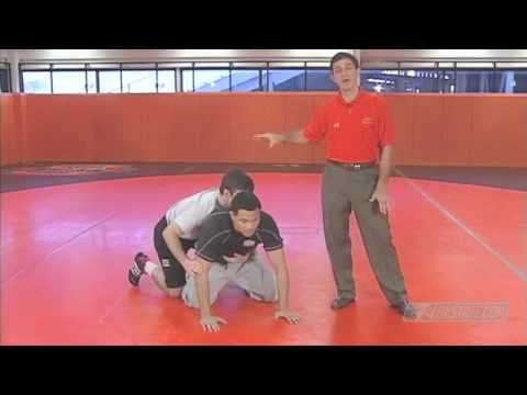 Wrestling 101: Takedowns, Referee's Position, Escape, Reversal, Scoring, Locked Hands Image 1