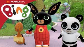 Ik Ga Glijden  | Bing Volledige Afleveringen | Cartoons voor Kinderen | Bing Konijntje