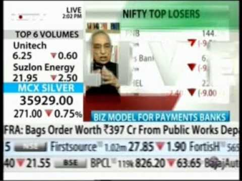 NDTV Profit Power Lunch with Mr Vineet Nayyar  VC, Tech Mahindra