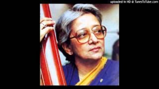 Amar Andhar Bhalo(আমার আঁধার ভালো) - Suchitra Mitra