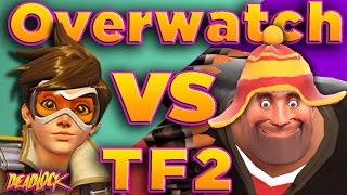 OVERWATCH vs TF2: Is Newer Always Better? - Deadlock