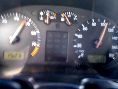GOL GIII 2002 motor power 1.0 ESTICANDO TESTE COM CHIP